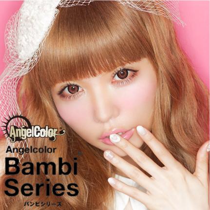 AngelColor バンビシリーズ チョコレート(1枚入り)