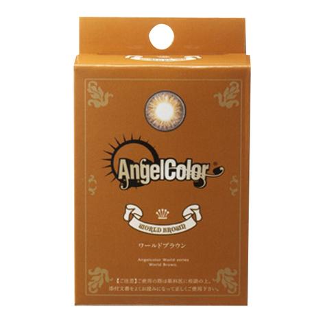 AngelColor ワールドシリーズ ワールドブラウン(1枚入り)