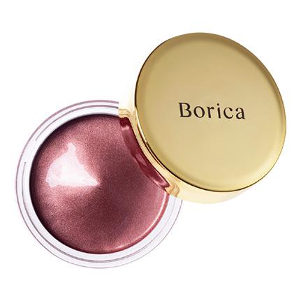 Borica美容液ケアアイシャドウシルキーグロウ04(04 Silky Bordeaux)