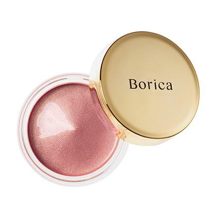 Borica 美容液ケアアイシャドウ<02 Silky Pink>