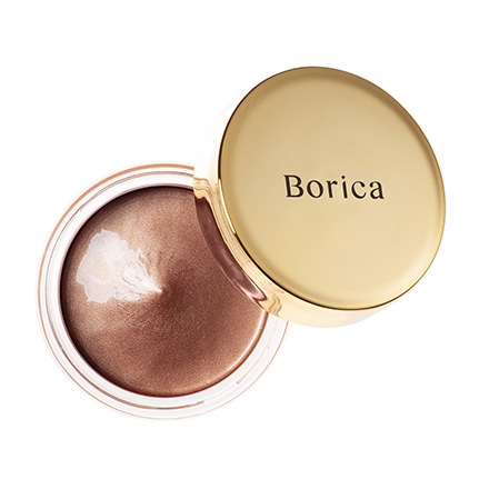 Borica 美容液ケアアイシャドウ<03 Silky Brown>