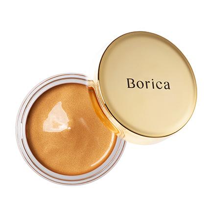 Borica 美容液ケアアイシャドウ<101 Silky Yellow>