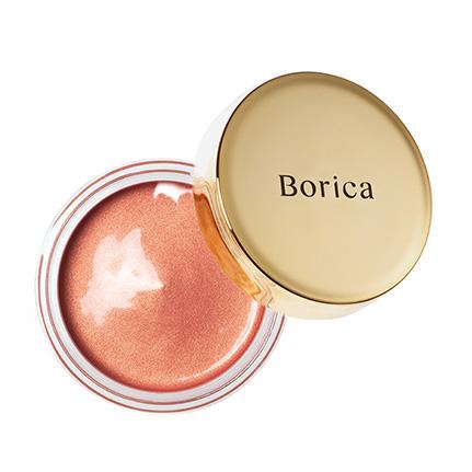 Borica 美容液ケアアイシャドウ<102 Silky Orange>