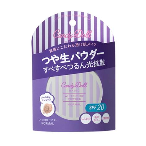 CandyDoll ホワイトピュアパウダー【ノーマル】