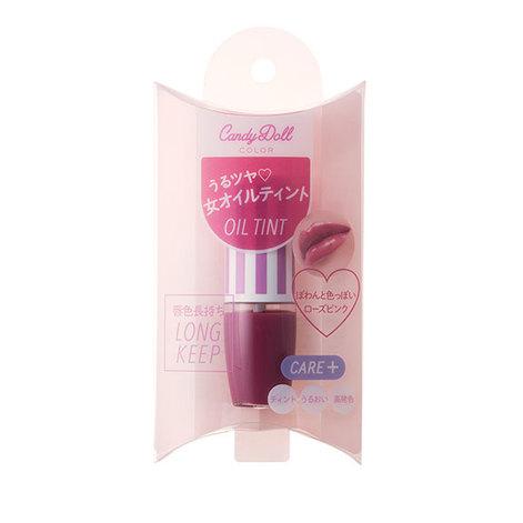 CandyDollオイルティントリップ<ローズピンク>