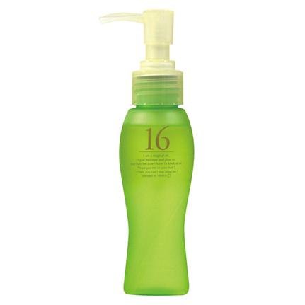 ハホニコ 十六油 60mL (洗い流さないヘアトリートメント)