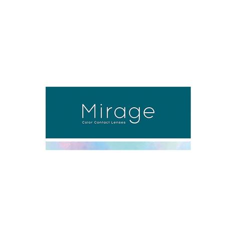 Mirage14.5 1MONTH デイジーブラック (2枚入り)