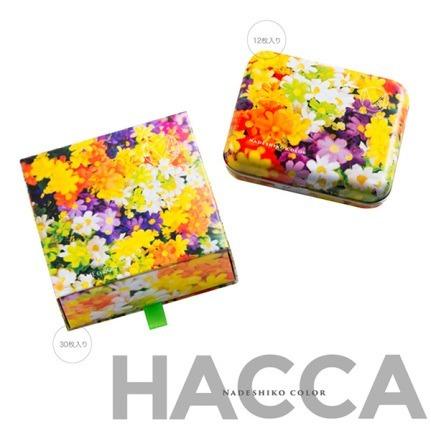 ナデシコカラーワンデー HACCA(12枚入り)