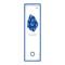 パーツホワイトワンデー #01 サークルネイビー(12枚入り)