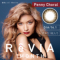 ReVIA 1month ペニーコーラル 度あり(1枚入り)