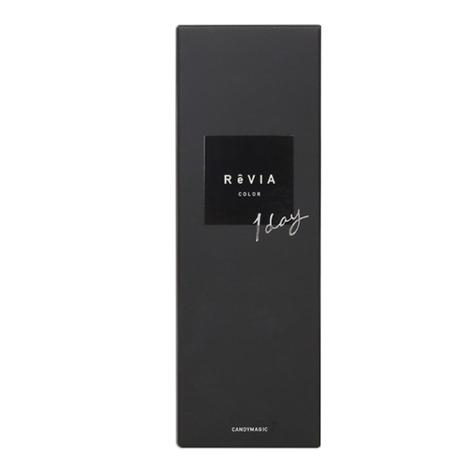 ReVIA 1day ミストアイリス (10枚入り)