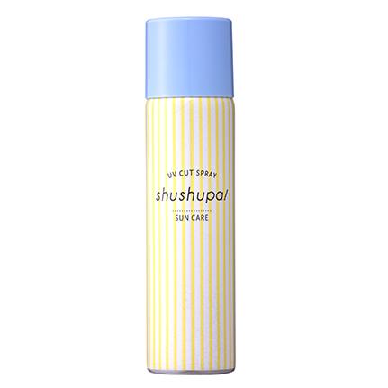 shushupa! UVカット&メイクキープスプレー
