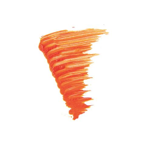 UPS ダブルアイカラーマスカラ《オレンジ×ブラウン》